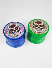 Grinder Catrina Mexico Plástico ABS Duro