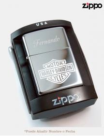 Personalizar Zippo Harley