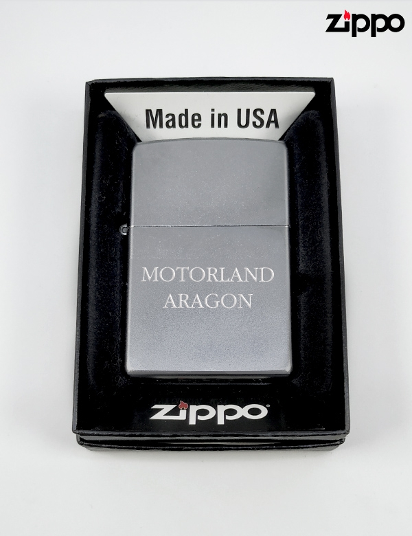 Zippo Personalizado Nombre