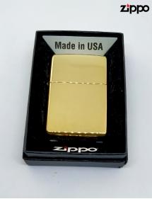 Zippo dorado personalizado