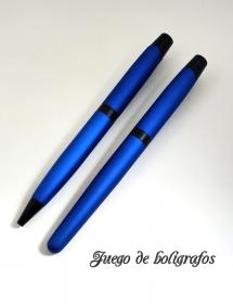 Bolígrafos personalizados
