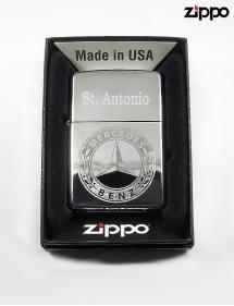 Zippo® Personalizado Logotipos (Brillo)