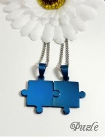 colgante puzle personalizado