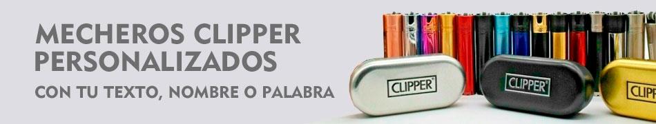 Mecheros Clipper Personalizados
